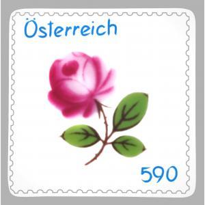 Augarten Porzellan, Wiener Rose (2014)